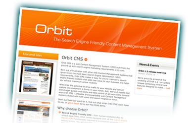 Orbit CMS